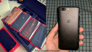 (Exclusive) Oneplus 5 Photos Leaked with Original Box and Cases