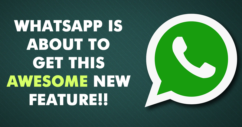 whatsapp going to launch stickers feature