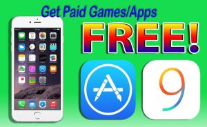 paid ios apps games for free