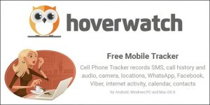 Hoverwatch – A free Phone Tracker